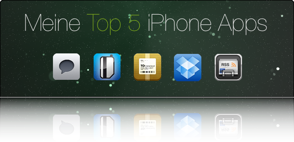 Top 5 iPhone Apps