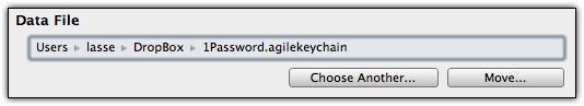 1Passwordkeychain